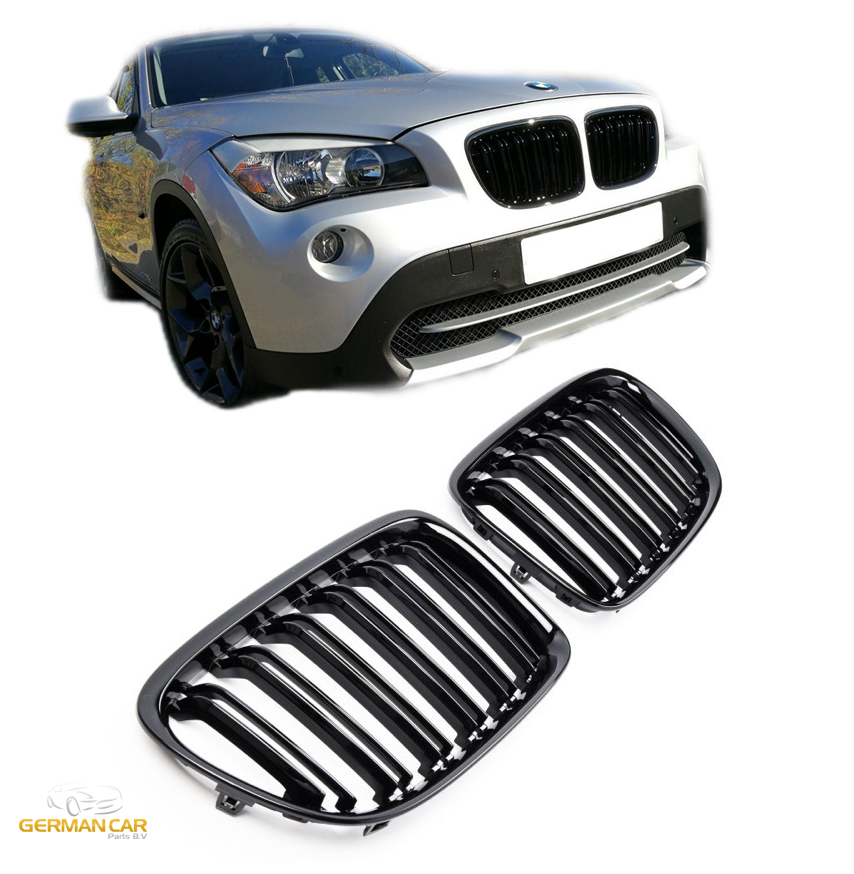 f r den bmw x1 e84 sport k hlergrill nieren grill. Black Bedroom Furniture Sets. Home Design Ideas