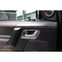 For Freelander 2 inner door handle frame trim