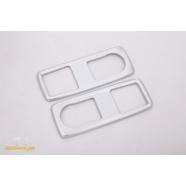 For X3 F25 X4 F26 Rear Reading Light Frame Cover