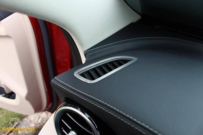 Luftdüse Abdeckung Lüftungs Rahmen Passend Für Mercedes Benz C W205 GLC X253